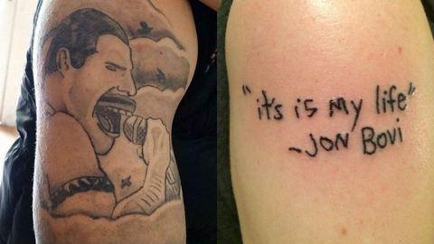 25 végtelenül elrontott tetoválás, amire senki sem lenne büszke – vicces képek