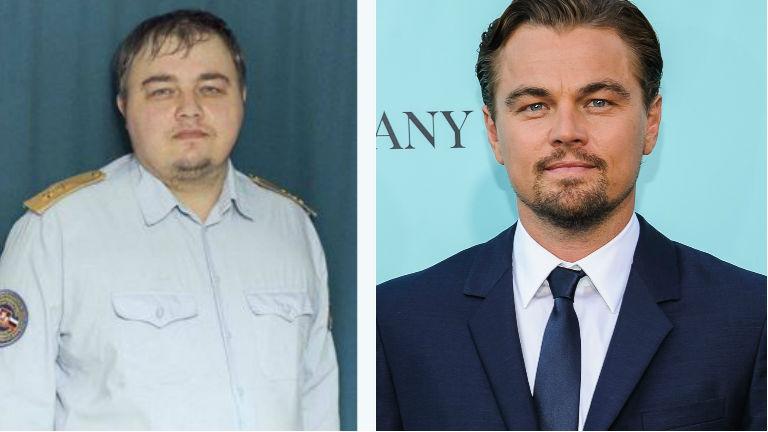 Bemutatjuk Leonardo DiCaprio duci, orosz hasonmását