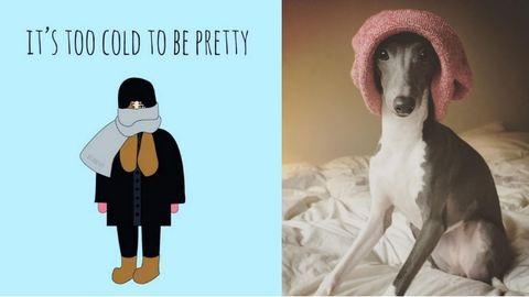 19 dolog, amit csak a fázós lányok érthetnek meg télen