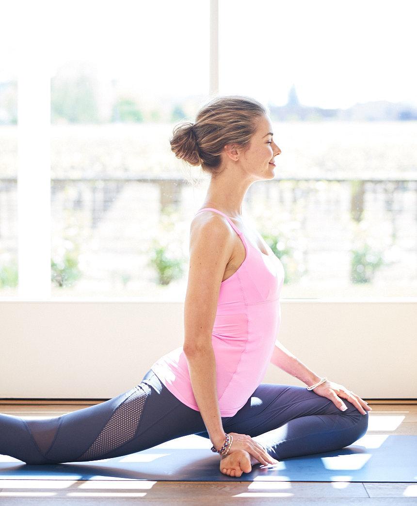 7 tipp az első jógaórád előtt
