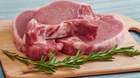 Rákaptunk a sertéshúsra