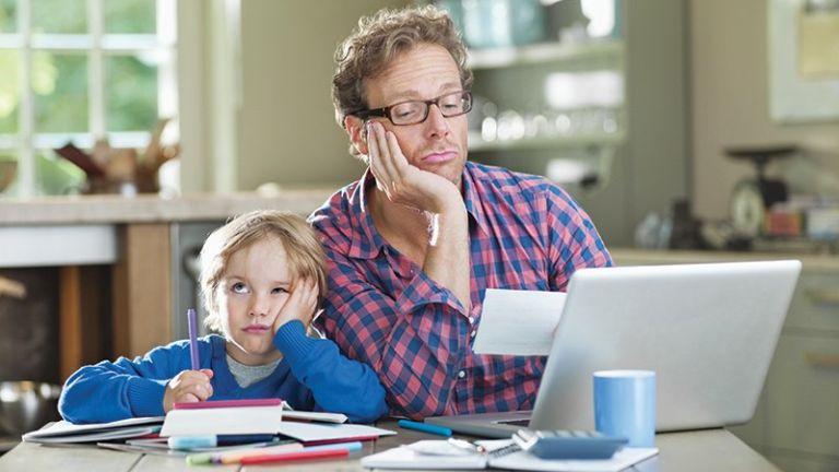 7 rossz szokás, amit ne adj át a gyerekednek