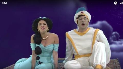 Aladdin bőrébe bújt az Ébredő Erő gonosza
