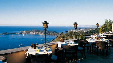 A világ legelképesztőbb éttermi panorámái