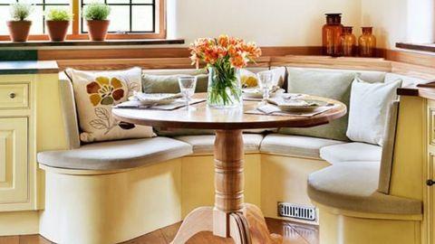 Modern ebédlő: íme a legmenőbb ebédlősarkok
