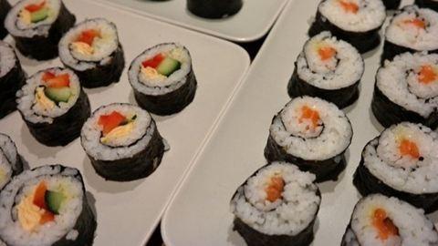 Így készíts szusit!