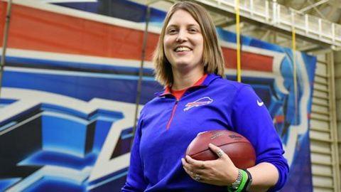 Végre! Női edző az NFL-ben