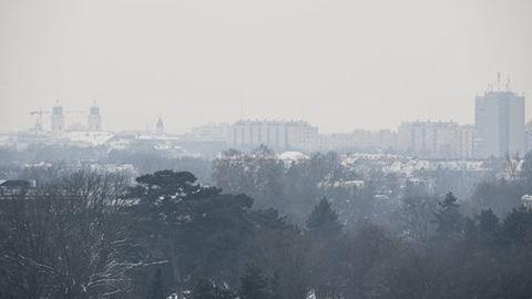 Veszélyes a levegő Nyíregyházán és Debrecenben