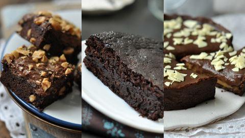 3 csokis süti, amit még sokat fogtok sütni