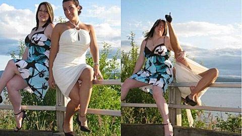 Esküvői bakiparádé – kihagyhatatlan képek