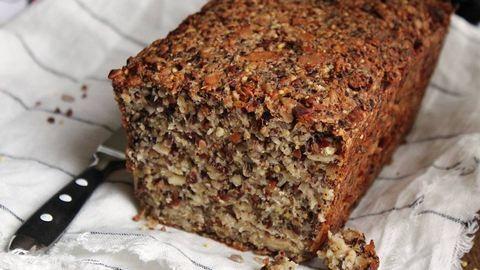 Péksütemény házilag: így készül a magvas kenyér