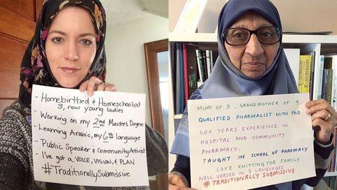 Ennyit tud egy muszlim nő