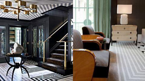 Luxus a javából: otthonok art deco stílusban