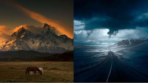 Lélegzetelállító fotók készültek a világ pereméről, Patagóniáról