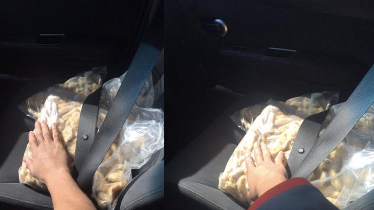 Otthagyta a Burger Kinget, de még ellopta az összes csirkefalatot