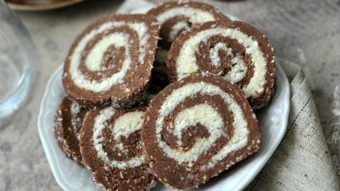 Gyerekkorunk kedvence: retró kókusztekercs (keksztekercs)