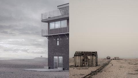 Kísértetjárta hely Anglia egyetlen sivatagja – fotók