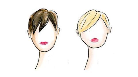 Ez a legelőnyösebb rövid frizura az arcformádhoz