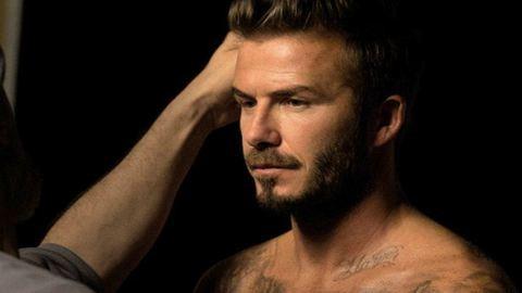 Megmutatta felsőtestét a 40 éves David Beckham – fotó
