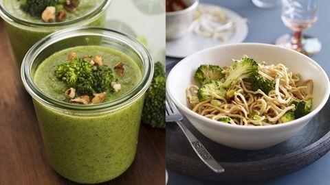 Főzz brokkolival, legyen színesebb az ebéd télen is!