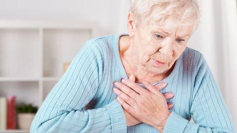 A női szívinfarktus veszélyesebb