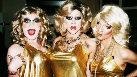 18+: Drag queen: az éjszakai élet királynői – fotók