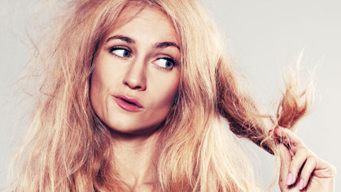 Így ápold a hajad a tél végén
