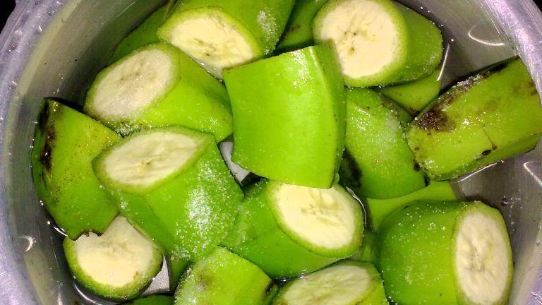 Az éretlen banán is egészséges