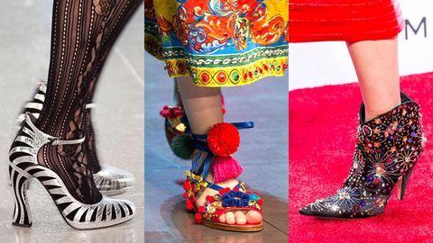 Ezüst, western, sci-fi – ilyen cipőkben járunk 2016-ban