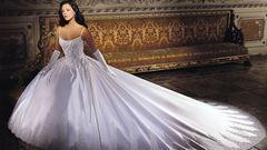 Íme a tíz legcsodálatosabb esküvői ruha – amiről kislányként mi is álmodtunk