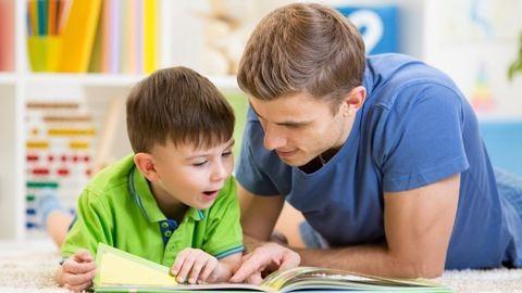 Csodákat tesz a felolvasás a gyerek agyával