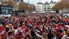 Szexuális támadások a kölni karneválon
