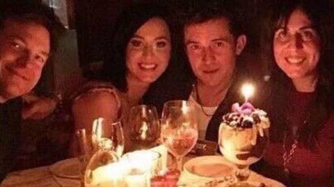 Lebuktak: Orlando Bloom és Katy Perry együtt vannak