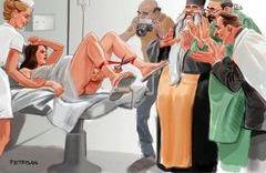 Elgondolkodtató karikatúrák arról, milyen világban élünk