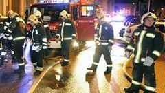 Lángolt egy újpesti lakás – 3 embert vittek kórházba