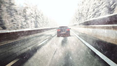 Ennyi volt az előtavasz – visszatér a hó