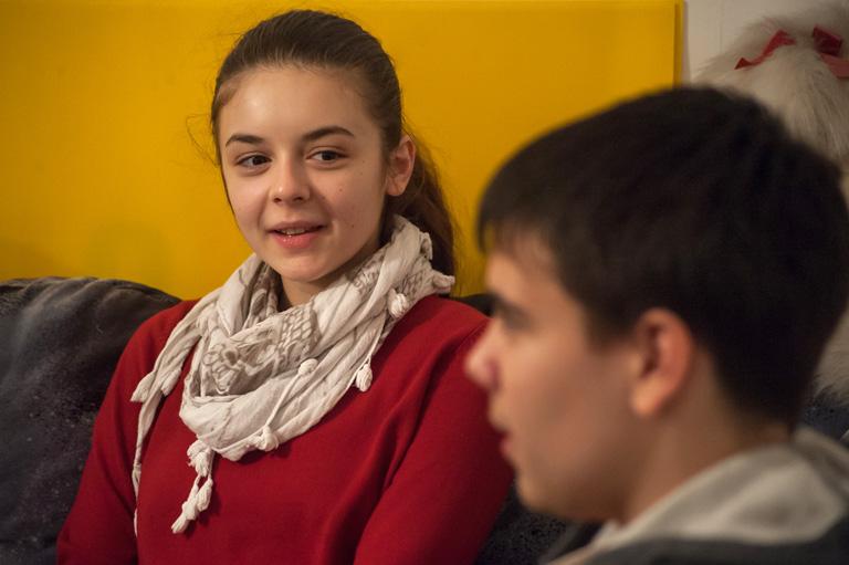 Károlyi Lili (Fotók: Kováts Dani)