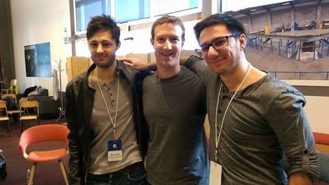 Magyar zenész volt Mark Zuckerberg vendége
