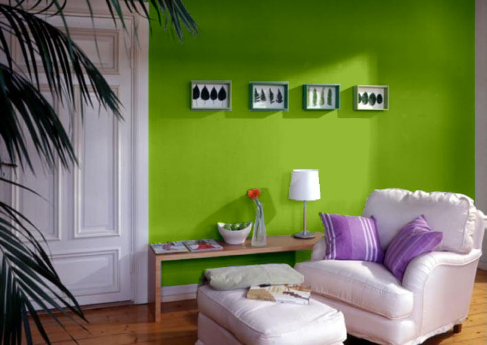 Viselj zöldet a belső békéért