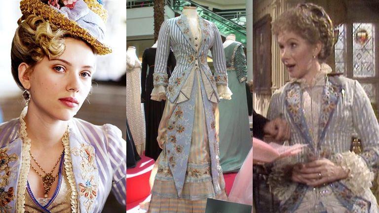 Az Onedin családtól Scarlett Johanssonig – így hasznosítják a jelmezeket