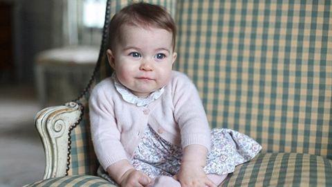 Rúzst neveztek el Charlotte hercegnőről