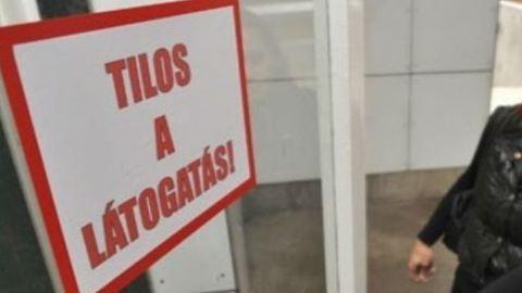 Influenzajárvány: két kórházban már látogatási tilalom van