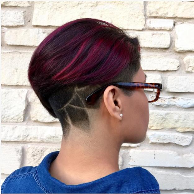 Idén hódít az asszimetrikus haj - képek