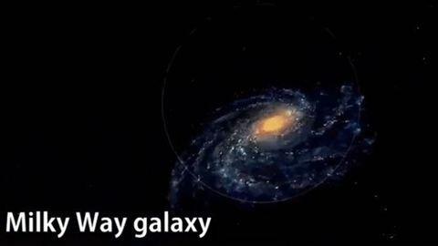 Utazz velünk az univerzumban! – csodás videó