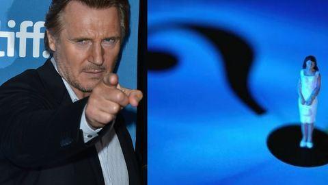 Liam Neeson: vele van titkos viszonya – fogadni lehet rá