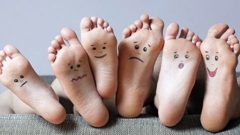 Ezt teszi az öregedés a lábaddal