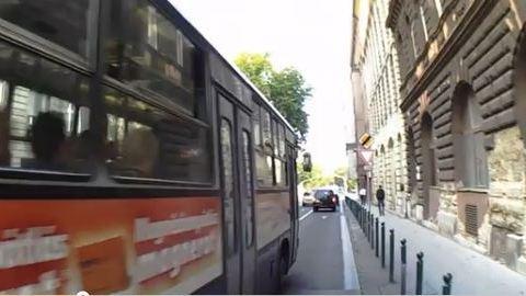 Ez a magyar buszvezető a hét kedvence