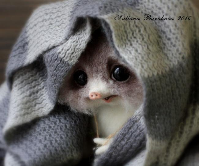 Elképesztően élethű állatokat készít egy orosz művész - képek