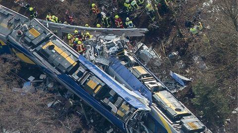 Bajorországi vonatbaleset: ez okozta a tragédiát
