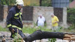 Szerdai vihar: jelentős károk országszerte